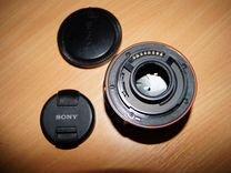 Объектив Sony DT50 F1.8 SAM SAL50F18