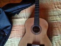Гитара Hohner hc-06 + чехол и тюнер