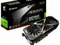 Видеокарта gigabyte GeForce GTX 1080 Ti Aorus — Товары для компьютера в Москве