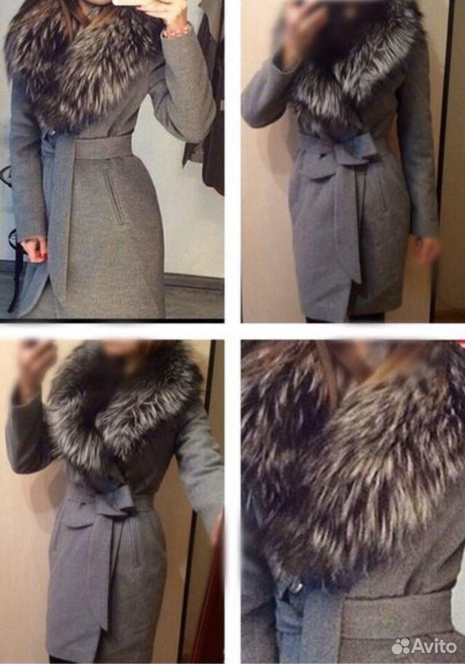 Пальто зимнее  89655510427 купить 1