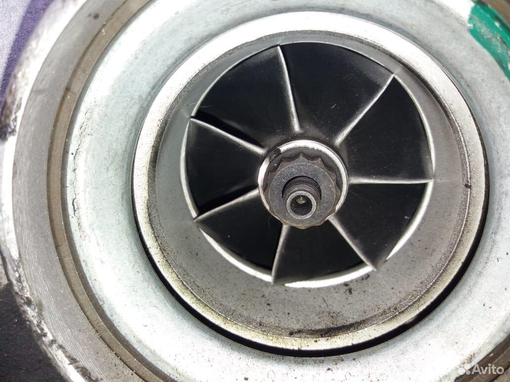 Турбина Ивеко Курсор 10 Евро 5
