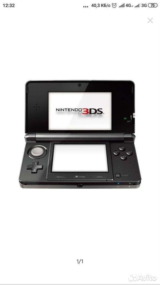 Nintendo 3DS  89644574549 buy 1