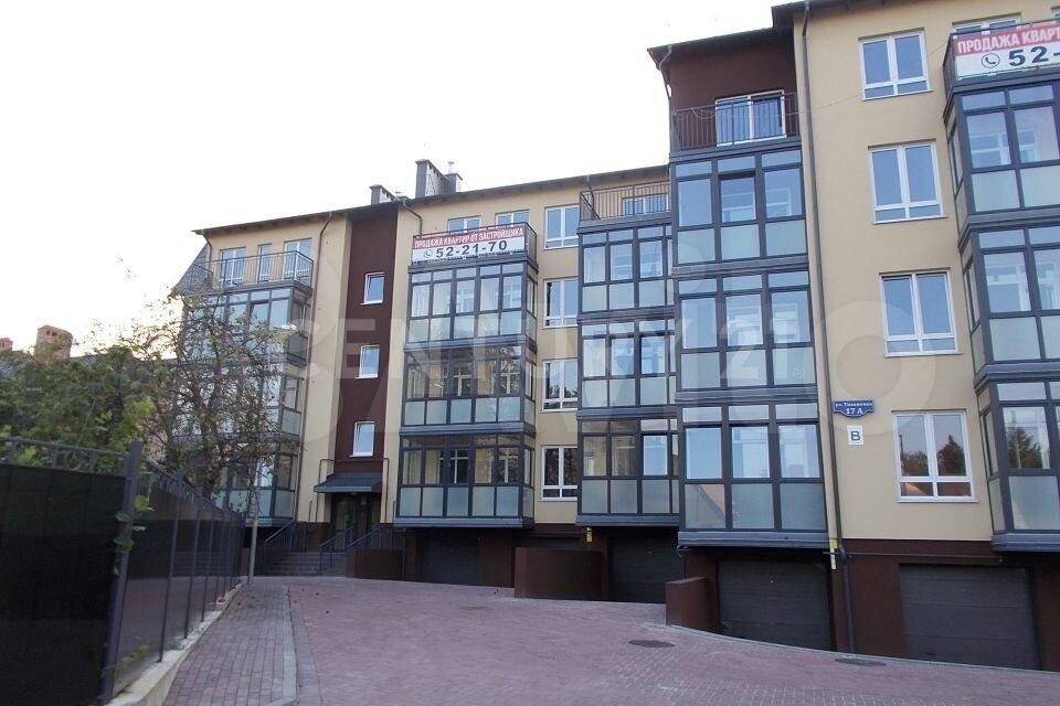 1-к квартира, 46.6 м², 2/4 эт.  89217122121 купить 2