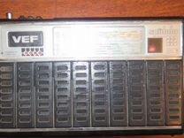 Радиоприемник VEF spidola 232 И VEF214 СССР