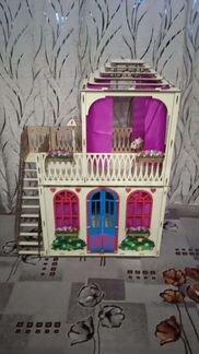 Кукольный домик для барби - Детские товары - Объявления в Марксе