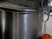 Емкость (котел ) для изготовления заквасок
