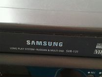 Кассетный видеоплеер SAMSUNG-SVR-131