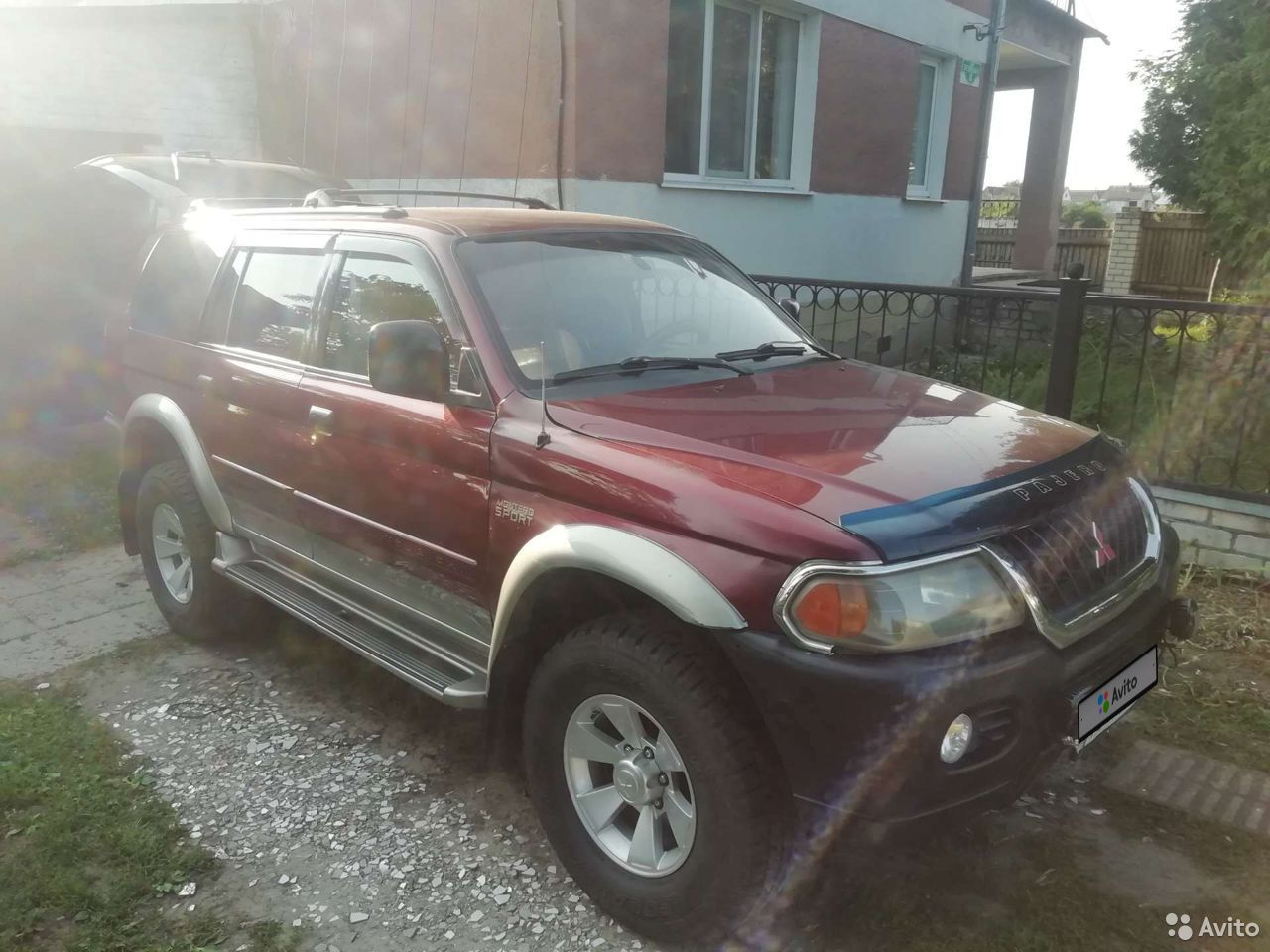 Mitsubishi Pajero Sport, 2000  89107333478 купить 6