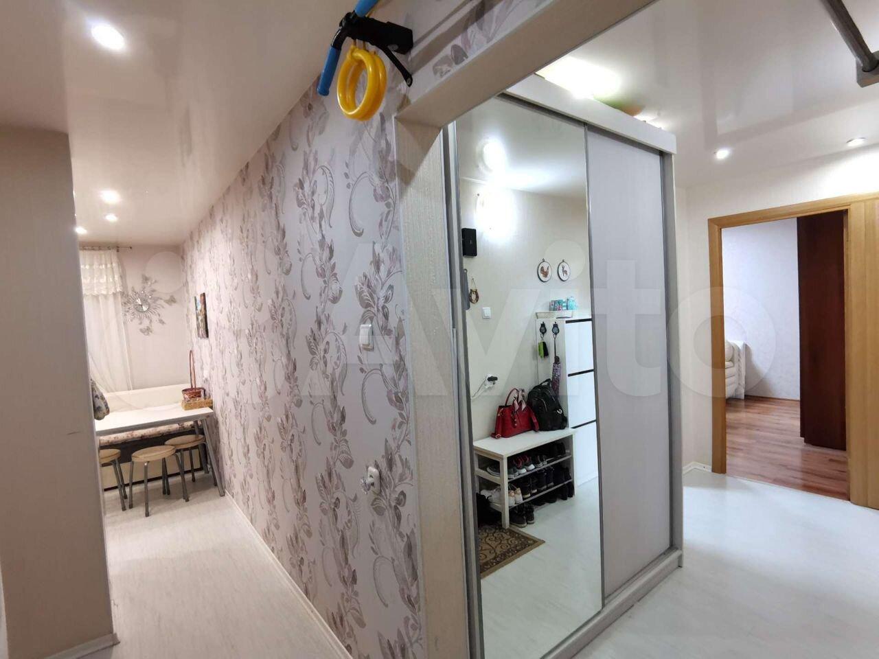 2-к квартира, 51.1 м², 7/9 эт.  89630210533 купить 4