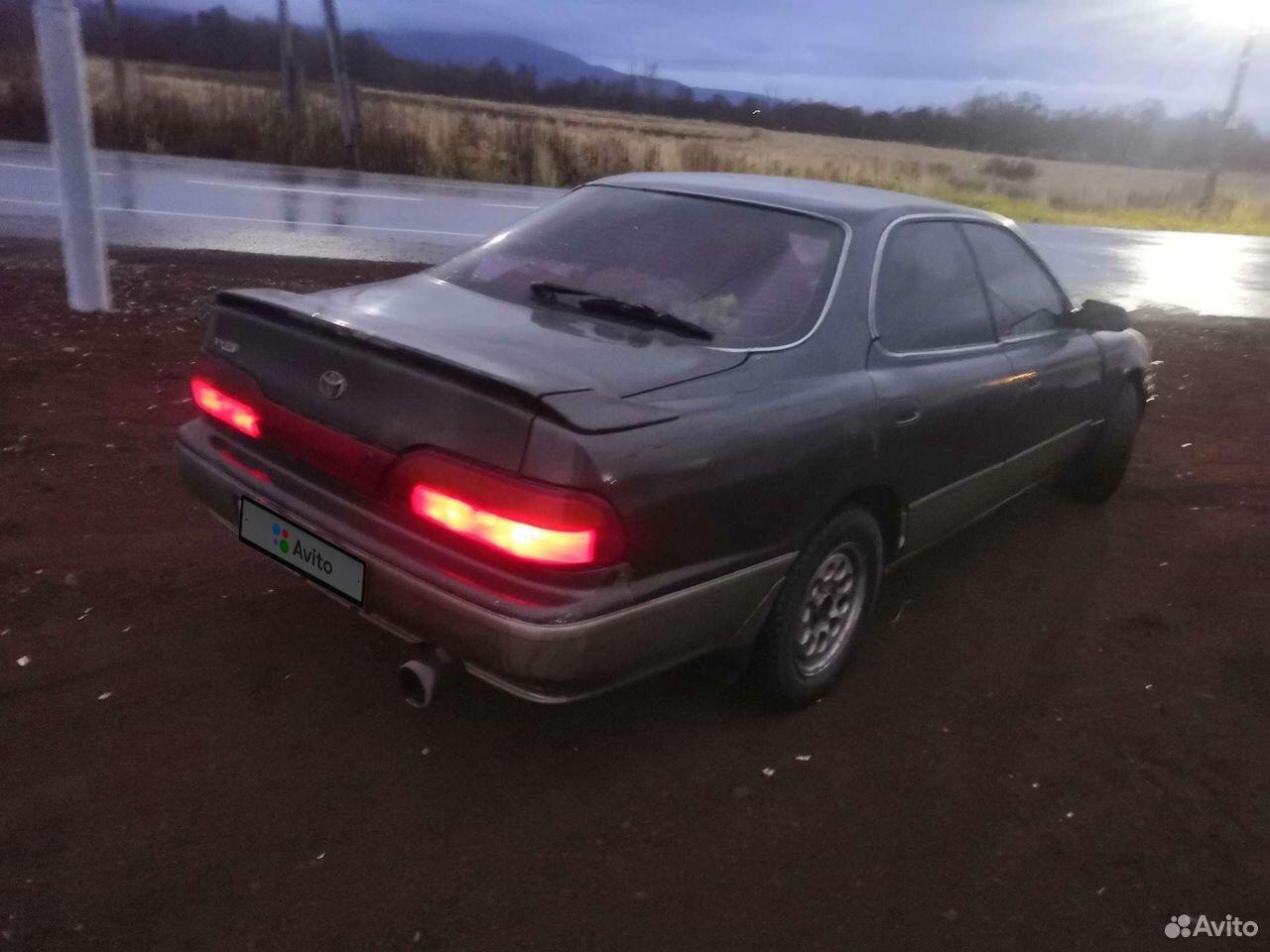 Toyota Vista, 1992  89140203293 купить 4