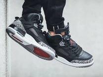 Air Jordan Spizike OG Black Cement