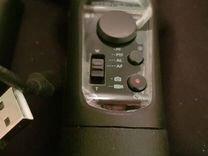Монопод interstep 3х осевой стабилизатор для телеф