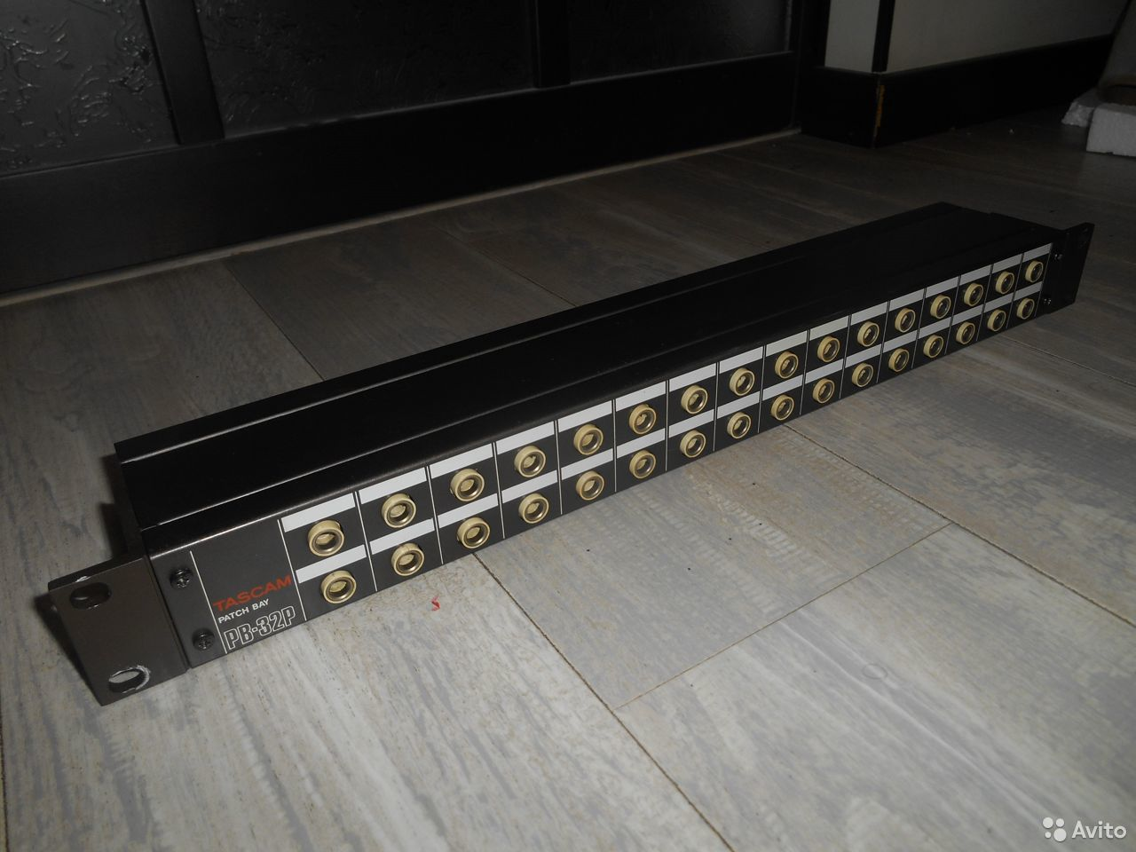 Патчбэй Tascam PB-32P  89147282024 купить 3