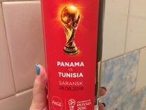 Стаканы с чемпионата мира по футболу 2018