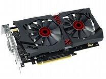 Видеокарта asus GeForce GTX 950 strix 2 Гб gddr5 — Товары для компьютера в Казани