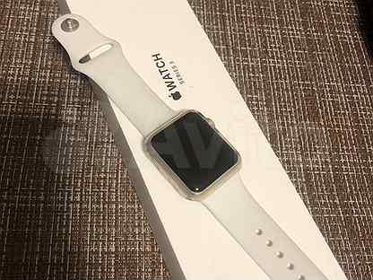 Часы apple watch 3 38 mm