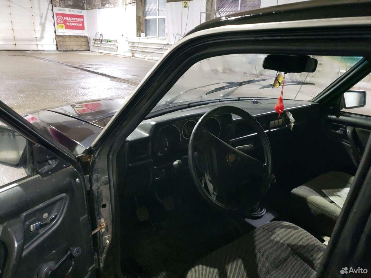 ГАЗ 3102 Волга, 1983 89020007276 купить 8