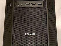 Корпус Zalman Z1 — Товары для компьютера в Москве