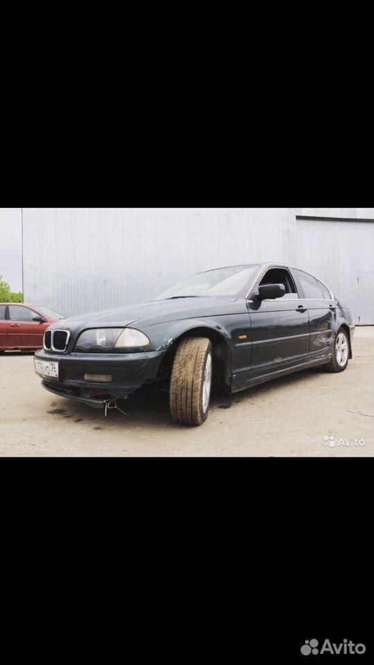 89644905044  Суппорт передний левый BMW e46 3er