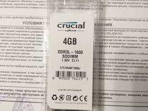 Новая DDR3 для ноутбука на 4гиг. на гарантий