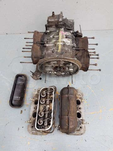 мотор транспортер т2