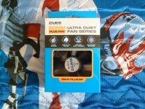 Куллер для корпуса Zalman 80 мм в упаковке б\у