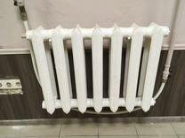 Радиатор отопления 7 секций — Ремонт и строительство в Москве