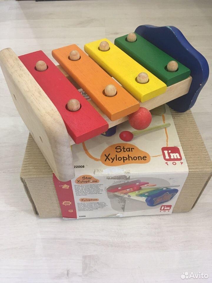 Ксилофон деревянный  89193716623 купить 1