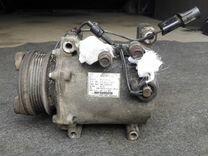 Компрессор кондиционера Mitsubishi Lancer 9 1.6