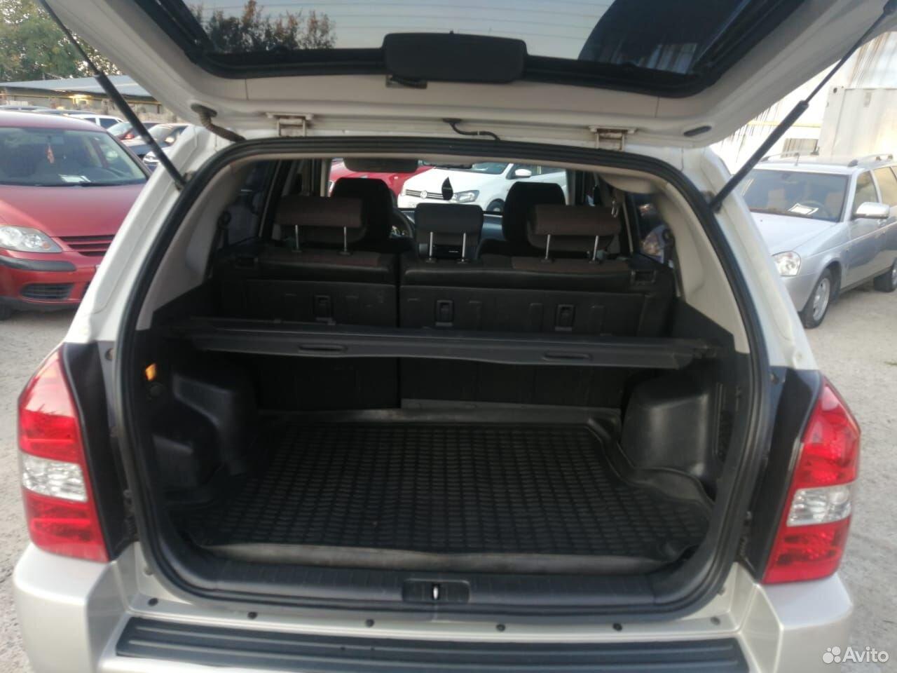 Hyundai Tucson, 2008  89092315708 buy 8