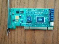 SATA raid контроллер Promise FastTrak TX2300