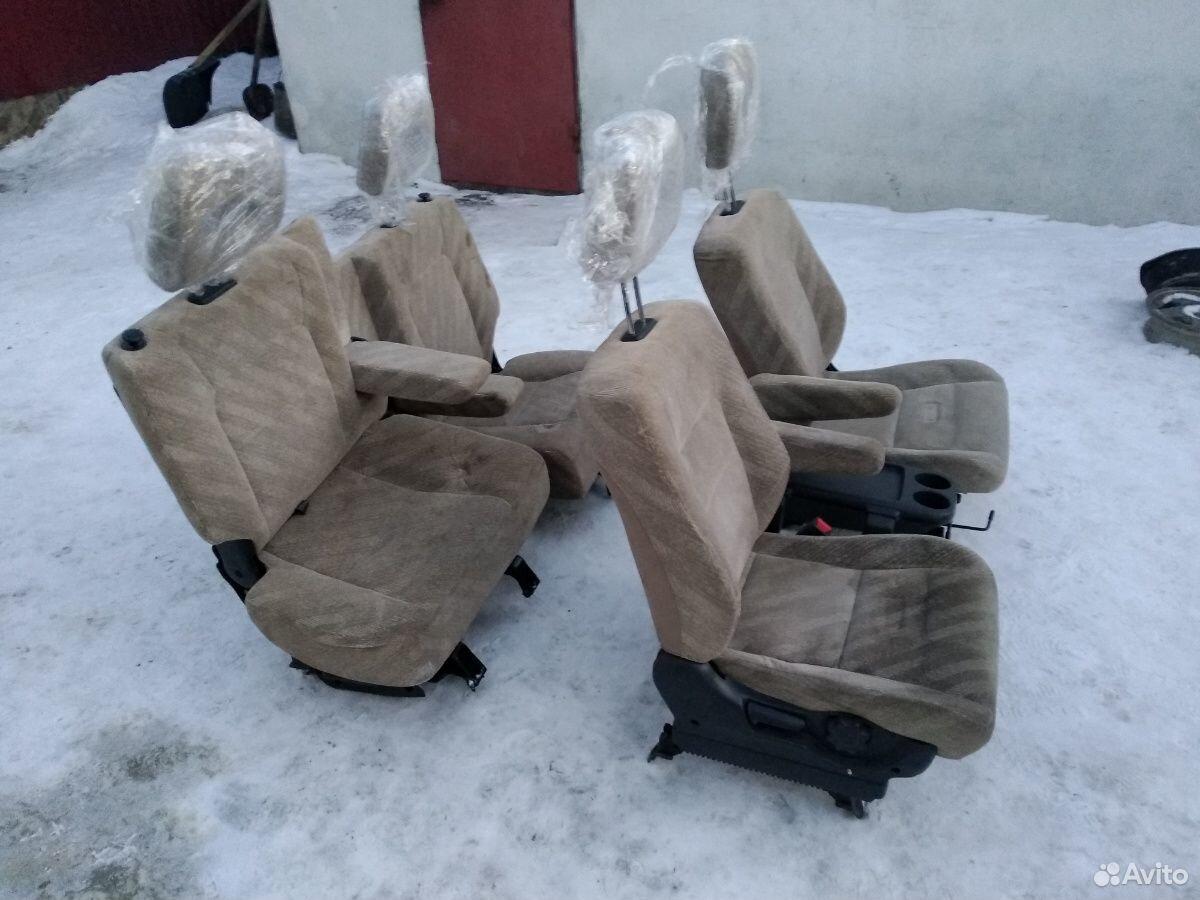 Комплект сидений Хонда Црв