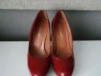 Кожаные туфли 36 размер — Одежда, обувь, аксессуары в Челябинске