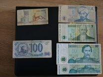 Продам купюры СССР, снг и иностранные