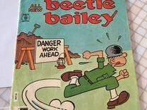 Комикс beetle bailey