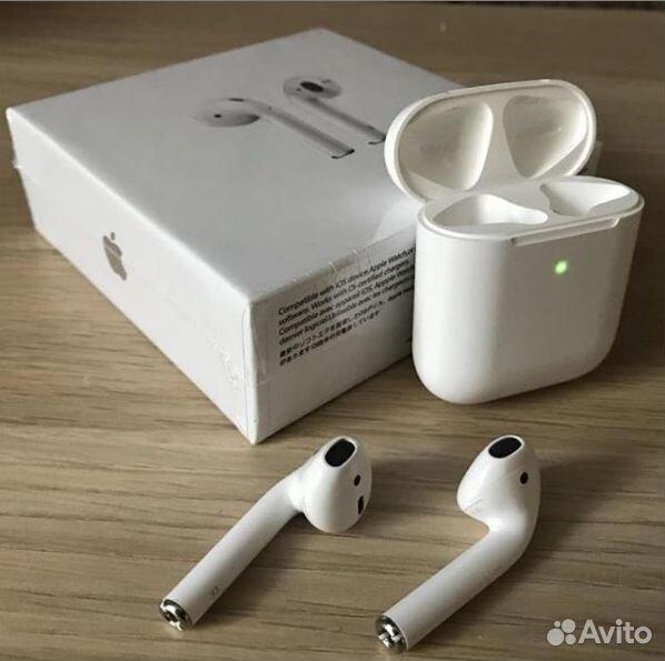 Наушники Apple AirPods  89616514788 купить 1