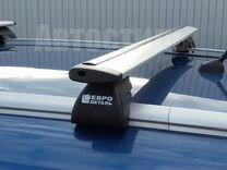 Багажник на крышу интегрированные рейлинги крыло