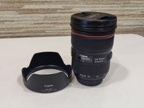 Canon EF 24-70mm f/2.8l II USM — Фототехника в Москве