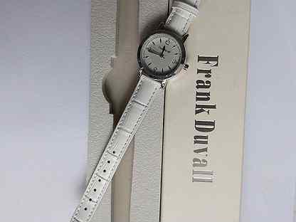 Франк дюваль стоимость часы часов уфе швейцарских скупка в