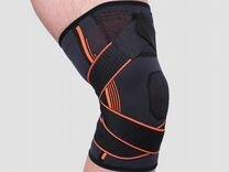 Бандаж эластичный фиксатор коленного сустава
