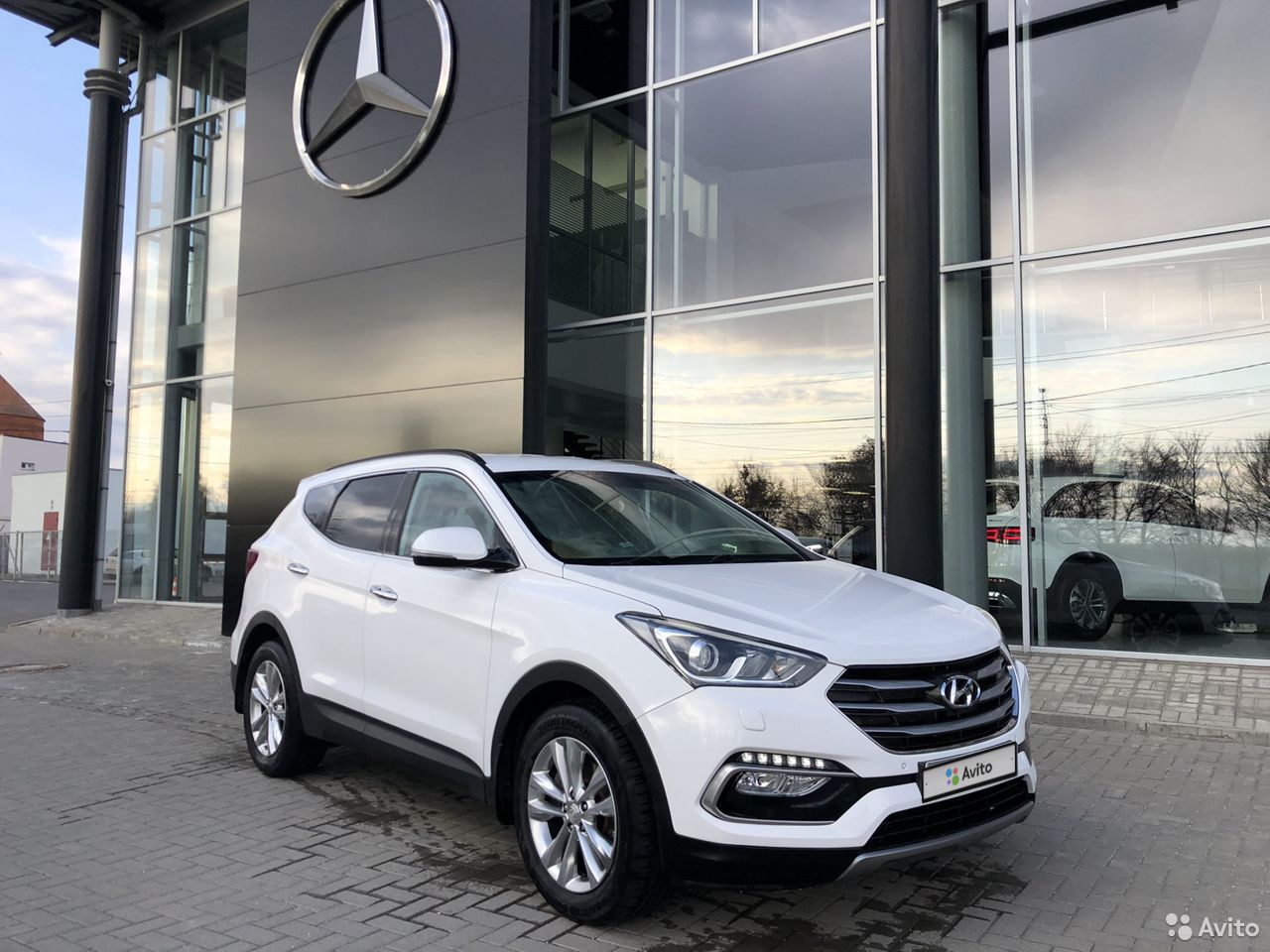 Hyundai Santa Fe, 2016  88452987968 купить 6
