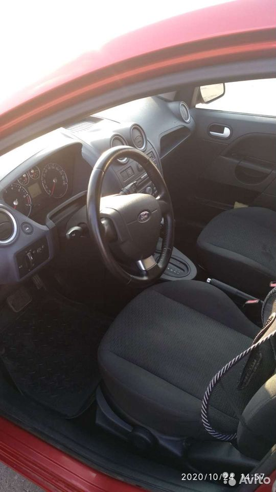 Ford Fiesta, 2007  89874313503 купить 9