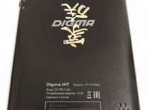 Планшет Digma рабочий 7'' с чехлом