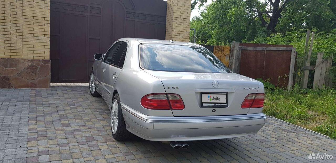 Mercedes-Benz E-класс, 2000  89187099244 купить 3
