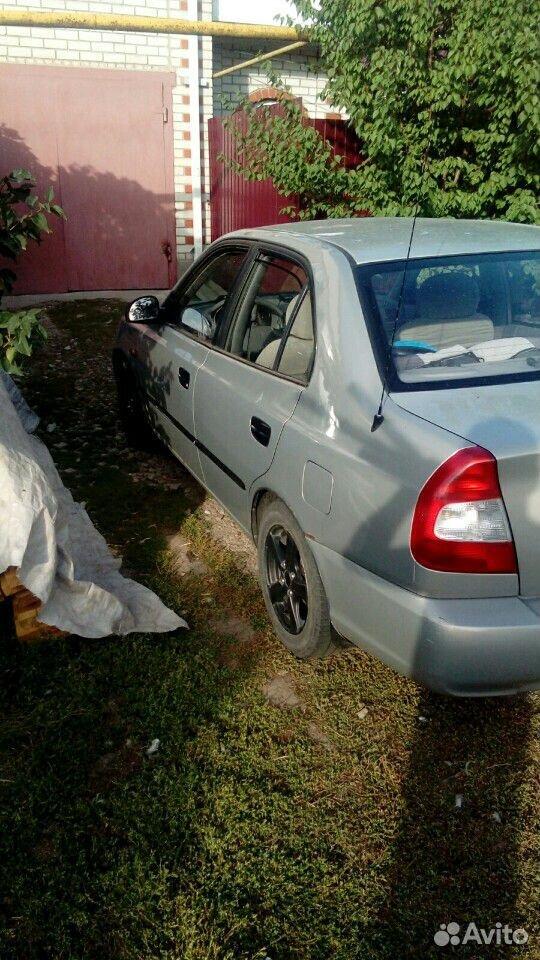 Hyundai Accent, 2008  89606367522 купить 7