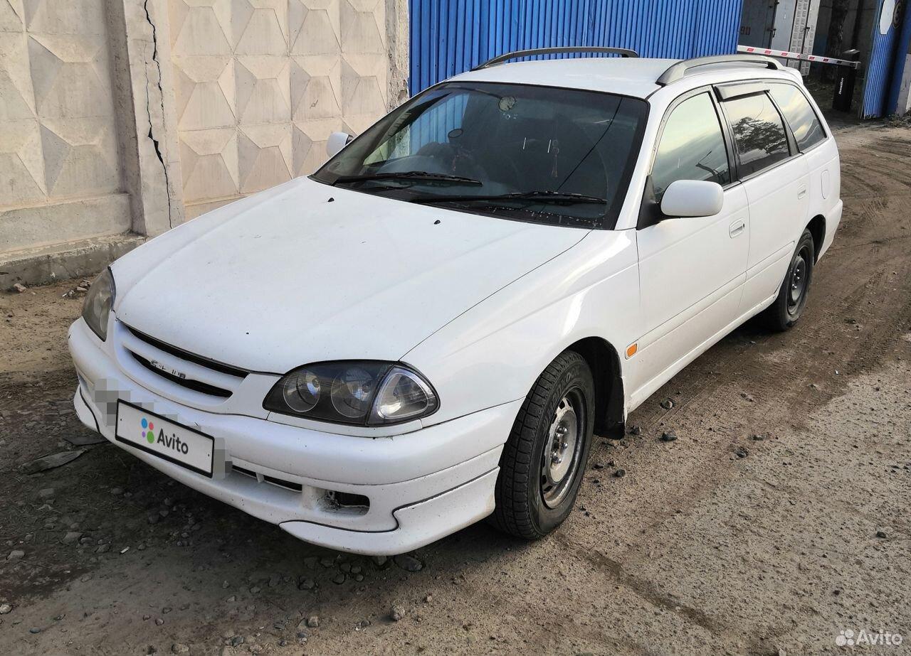 Toyota Caldina, 1999  89681482151 купить 1