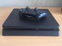 Sony PS4 slim с 50 играми