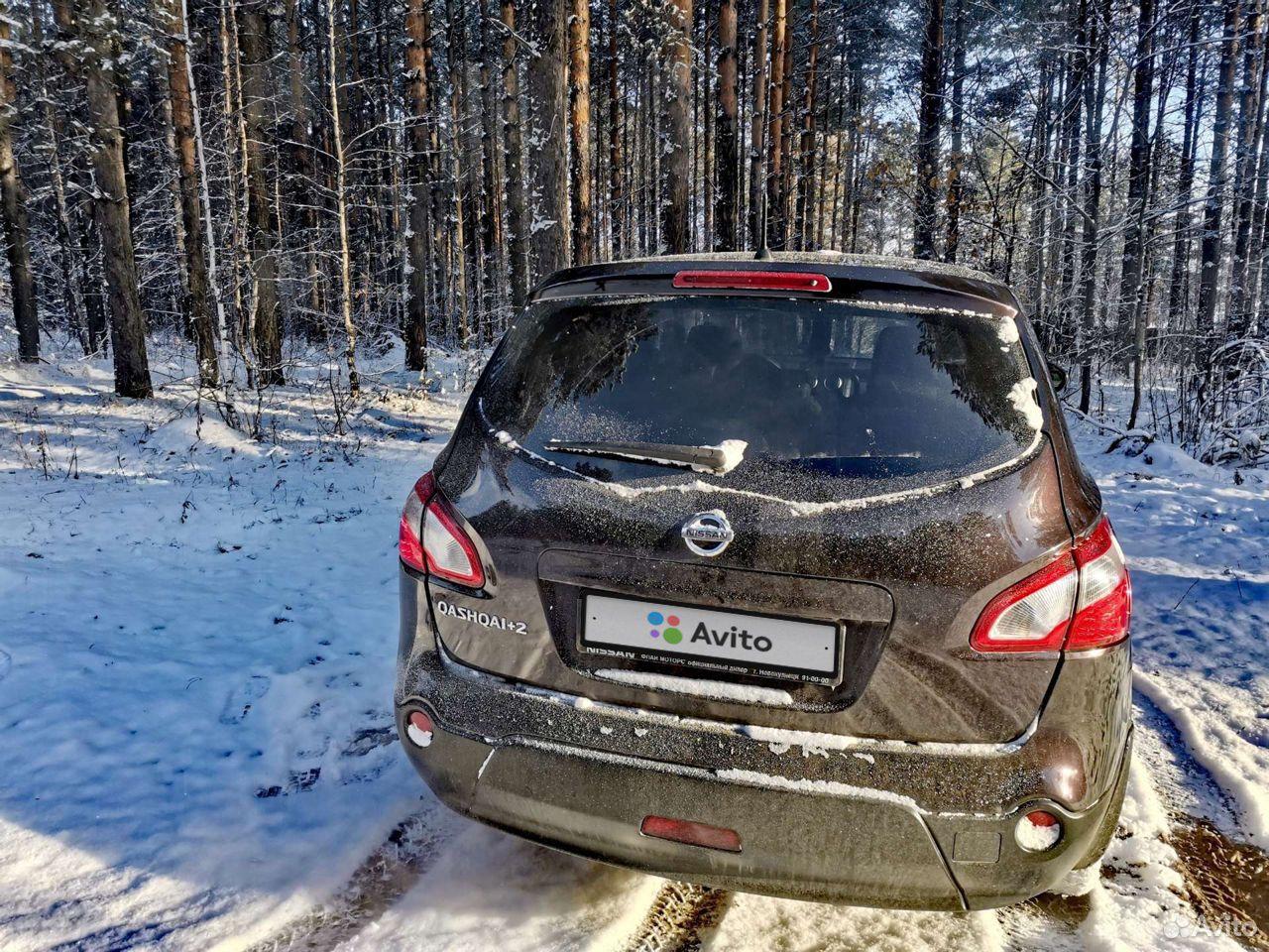 Nissan Qashqai+2, 2012  89617239586 купить 4