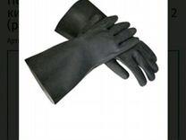 Перчатки рабочие резиновые кщс тип 2