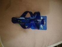 Держатель велосипедный (синий)